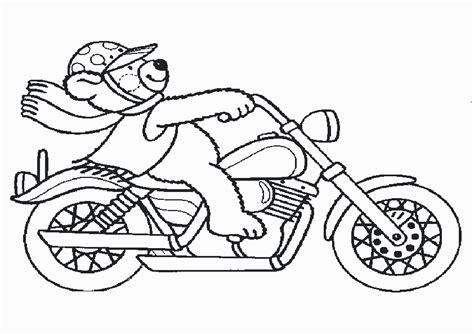 Ausmalbilder motorrad → ultimativer kaufratgeber beliebteste ausmalbilder motorräder aktuelle schnäppchen alle testsieger ᐅ jetzt direkt. Motorrad mir Bear Malvorlagen   Ausmalbilder