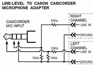 How To Connect An External Microphone To A Canon Camcorder