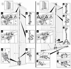 Porte De Garage Motorisée Somfy : verrouillage m canique bas de porte de garage somfy ~ Edinachiropracticcenter.com Idées de Décoration
