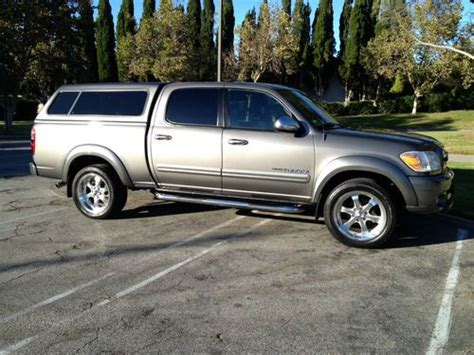 2006 Toyota Tundra Sr5 by Purchase Used 2006 Toyota Tundra Sr5 Cab 4 7l V8 In