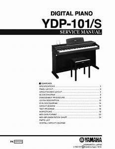 Yamaha Ydp