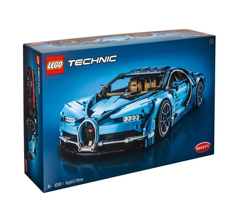 Description celebrate innovative engineering and design from one of the world's most prestigious car manufacturers with this magnificent lego® technic™ 42083 bugatti chiron model. LEGO Technic Bugatti Chiron (42083) Review - The Brick Fan