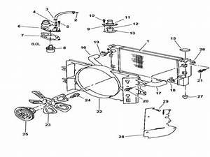 Wiring Diagram  26 Dodge Ram 1500 Radiator Diagram