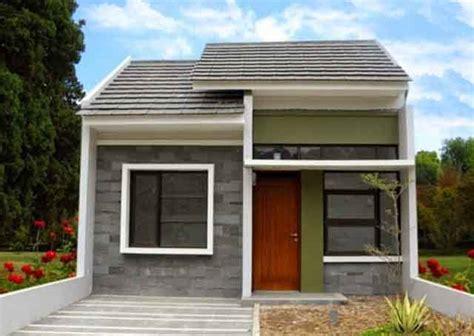 desain rumah minimalis type  terbaru rumahku unik
