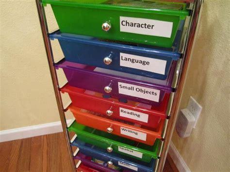montessori preschool with montessori planning charts 526 | Montessori Cart Pic