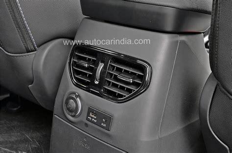 tata hexa rear ac vents india bharathautos automobile