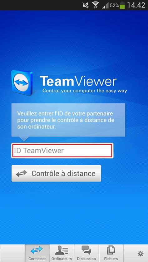 connexion bureau à distance sans mot de passe teamviewer prendre la sur ordinateur depuis un