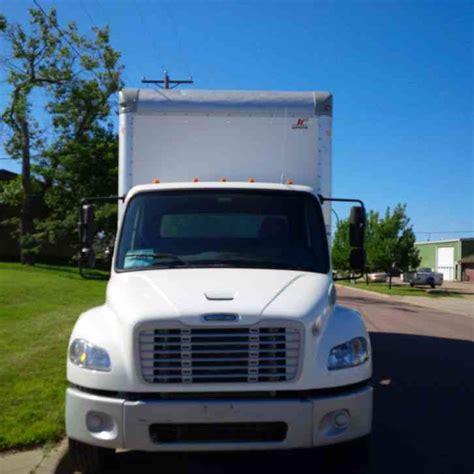 freightliner   van box trucks