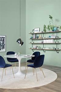 Schöner Wohnen Wandfarbe : wandfarbe in t rkis lass dich inspirieren ~ Watch28wear.com Haus und Dekorationen