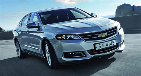 Gm Brings Detroitmade Chevy Impala To Korea