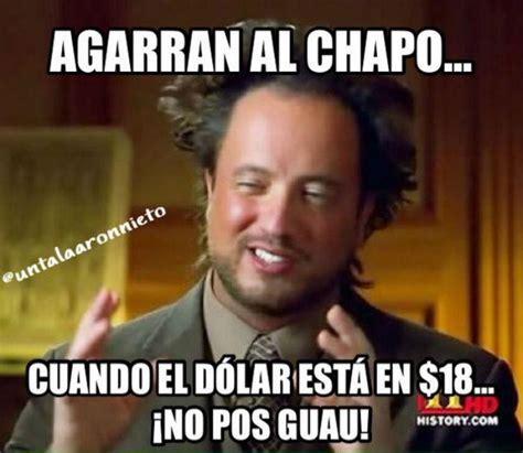 El Chapo Memes - llueven memes en redes tras recaptura de quot el chapo quot el big data