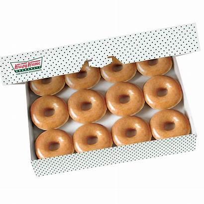 Kreme Krispy Dozen Doughnuts Glazed Win App
