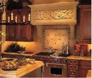 French Country Kitchen Backsplash The Interior Design