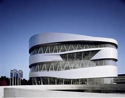 Mercedes Benz Museum Stuttgart Architecture Consummate Designer