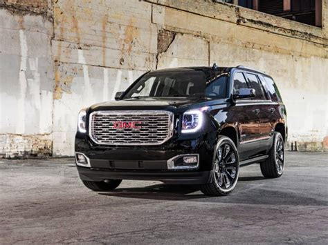 gmc yukon denali road test  review autobytelcom