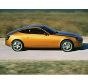 Nissan Z Concept 2001  Old Cars