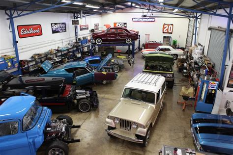 metalworks classics auto resoration speed shop eugene