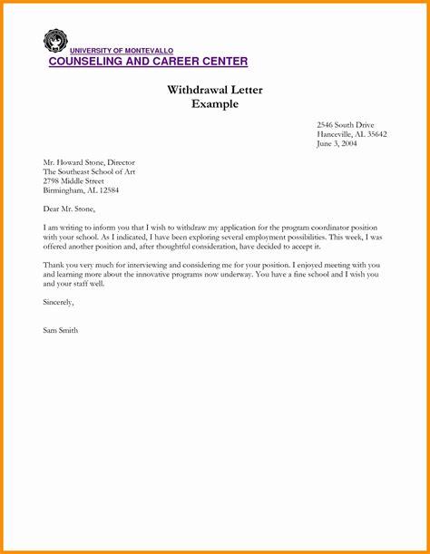 withdraw child  school letter sample manswikstromse