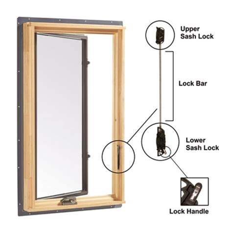 short tandem sash lock left hand casement locks andersen windows doors