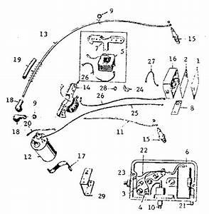 Ignition Group Diagram  U0026 Parts List For Model