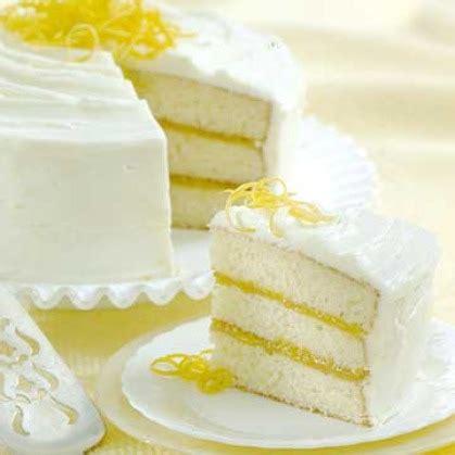 Lemon Layer Cake Recipe ? Dishmaps
