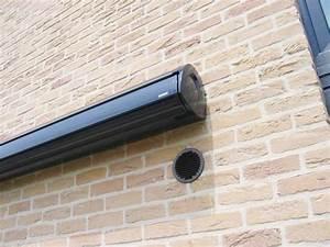 Store Banne Coffre Intégral Motorisé Somfy : store banne electrique coffre integral pas cher ~ Melissatoandfro.com Idées de Décoration