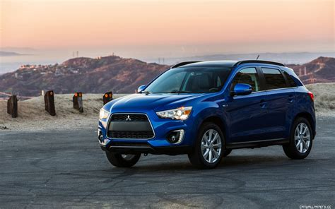 cars desktop wallpapers mitsubishi outlander sport us spec