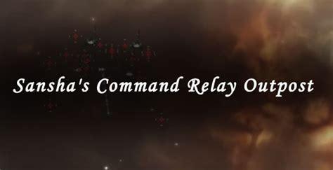 Sansha's Command Relay Outpost