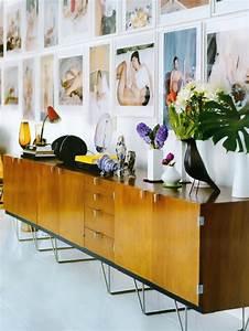 Mit Fotos Dekorieren : sideboard dekorieren 99 schicke dekoideen f r ihr zuhause ~ Indierocktalk.com Haus und Dekorationen