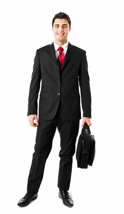 Business Businessman Plan Briefcase Write