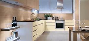 je refais ma cuisine With sol beige quelle couleur pour les murs 10 cuisea cuisines cuisea