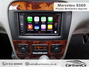 Navi Update Mercedes : mercedes s320 radio navigation double din upgrade ~ Jslefanu.com Haus und Dekorationen