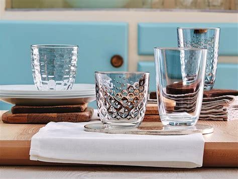 bicchieri moderni bicchieri acqua classici moderni minimal lavorati