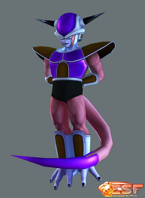 frieza form renders ball dragon special king cold kuriza earth half forces render cooler mod db rss report esf hands