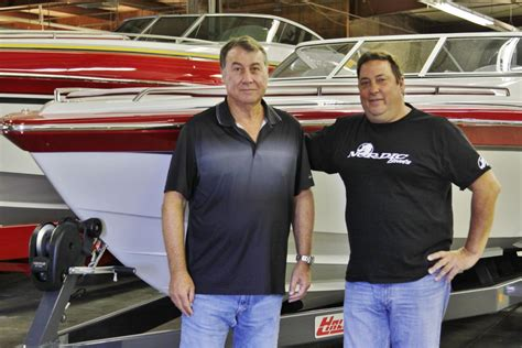 Nordic Boats News by Lake Havasu City Boat Manufacturer Nordic Buys Hallett