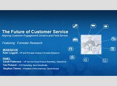 The Future of Customer Service Aligning Customer