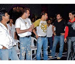 Top 7 Unseen Pic of Salman Khan With His Bollywood Friends