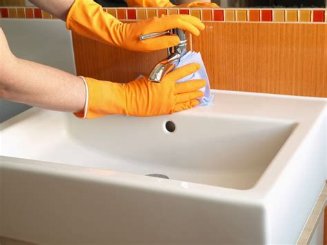How To Remove Limescale From Your Kitchen Sink Carters
