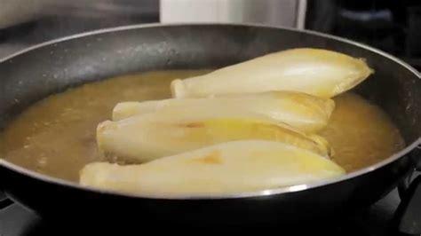 comment cuisiner des endives comment cuire des endives