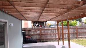 Home Inspector Seattle WA Explains Patio Cover (425) 207
