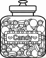Candy Coloring Pages Printable Sweets Bar Colouring Drawing Chocolate Christmas Lollipop Template Children Donuts Coloringpages101 Printables Sketch Open sketch template