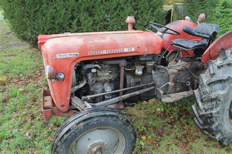 siege pour tracteur agricole massey ferguson 42