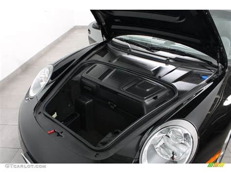 porsche trunk 2008 porsche 911 carrera 4s cabriolet trunk photo