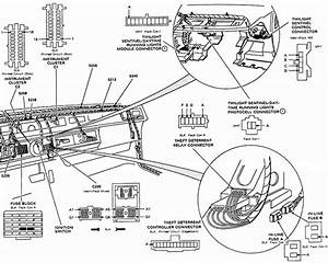 1990 Buick Lesabre Fuse Box Layout