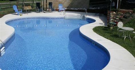 brushed concrete pool decks  retreat pinterest