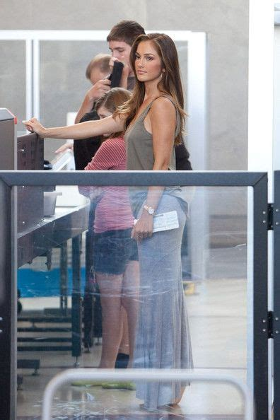 minka kelly   charlies angels stars  lax