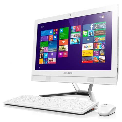 pc de bureau tout en un tactile pc de bureau tout en un lenovo c40 30 tactile i3 4go