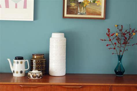 servante de cuisine peinture murale bleu pas cher
