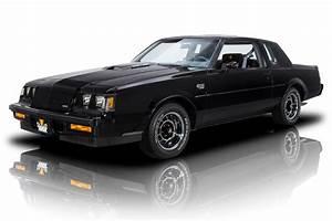 136021 1987 Buick Grand National Rk Motors Classic Cars