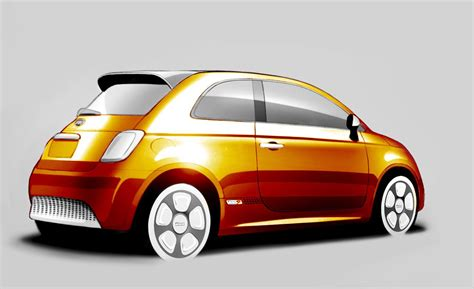 Fiat Automatic by 2014 Fiat 500e Automatic